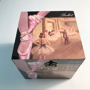 Accessories - ♥️MAKE OFFER♥️ Ballet Decor Box